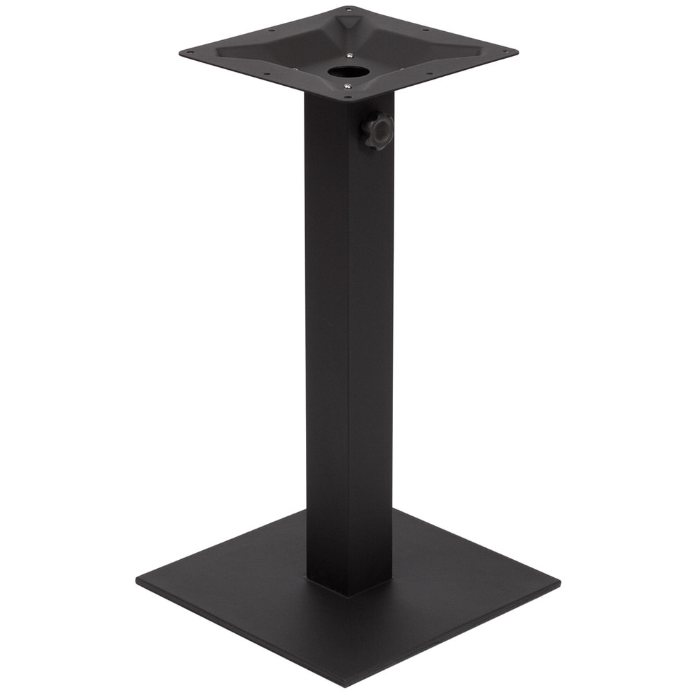 Square restaurant tables - Tables Legs Table Base